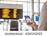 Boarding Pass In Smartphone....
