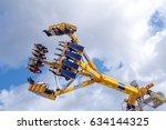 hilversum  netherlands  april... | Shutterstock . vector #634144325