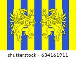 flag of saint julien en... | Shutterstock .eps vector #634161911