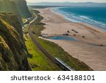 train journey between... | Shutterstock . vector #634188101