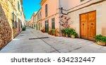 alcudia mallorca spain | Shutterstock . vector #634232447