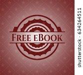free ebook retro red emblem