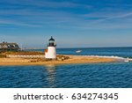 Brant Point Lighthouse At The...