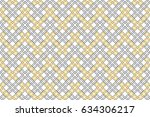 colorful striped horizontal...   Shutterstock . vector #634306217
