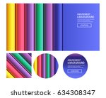 color gradient background | Shutterstock .eps vector #634308347