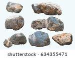 stone | Shutterstock . vector #634355471