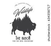 outdoor vintage logo and badge | Shutterstock .eps vector #634358717