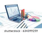 Economical Stock Market Graph...
