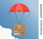 flat design. vector... | Shutterstock .eps vector #634404959