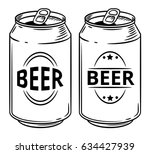 beer can free vector art 1638 free downloads rh vecteezy com beer can silhouette vector beer can silhouette vector