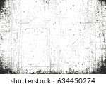 distressed overlay texture of... | Shutterstock .eps vector #634450274