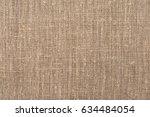 Texture Of The Burlap
