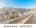 panoramic view of typical... | Shutterstock . vector #634512017