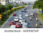 ho chi minh city  viet nam ... | Shutterstock . vector #634540769