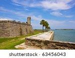 Fort Castillo De San Marcos  ...