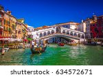 Italy Beauty  Gondola Near To...