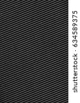 recycled black corrugated... | Shutterstock . vector #634589375