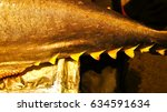 big tuna from deep sea | Shutterstock . vector #634591634