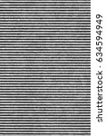 recycled gray corrugated... | Shutterstock . vector #634594949