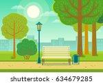 vector illustration of a... | Shutterstock .eps vector #634679285