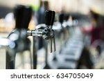 beer pipes | Shutterstock . vector #634705049