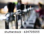 beer pipes | Shutterstock . vector #634705055