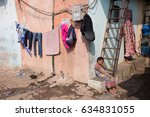 05.02.2017. india  mumbai ... | Shutterstock . vector #634831055