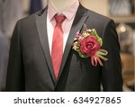 close up of excellent expensive ...   Shutterstock . vector #634927865