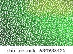 Light Green Vector Abstract...