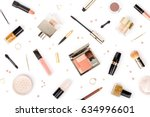 set of professional decorative... | Shutterstock . vector #634996601