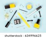 set of professional decorative... | Shutterstock . vector #634996625