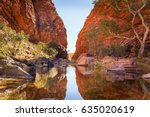 Small photo of Simpson Gap, 22 km west of Alice Spings, Northern Territory, Australia