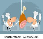 vector illustration of a two... | Shutterstock .eps vector #635029301
