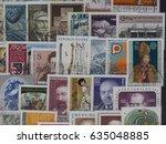 hamburg  germany   circa... | Shutterstock . vector #635048885