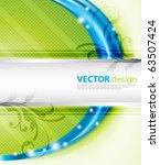 eps10 vector design | Shutterstock .eps vector #63507424