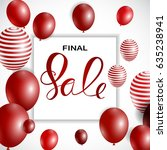 abstract designs final sale... | Shutterstock . vector #635238941