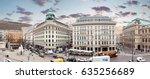 vienna  austria  23 march 2017  ... | Shutterstock . vector #635256689