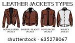 vector illustration set of... | Shutterstock .eps vector #635278067