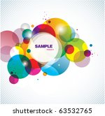 colorful background | Shutterstock .eps vector #63532765