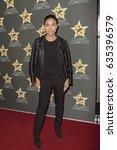 paige hurd attends  celebrity...   Shutterstock . vector #635396579
