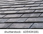 Black Shingles  Roof Tile