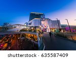 bangkok  thailand   april 30 ... | Shutterstock . vector #635587409