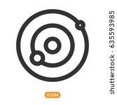 science  vector icon