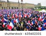 paris  france   may 7  2017  ...   Shutterstock . vector #635602331