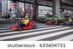 tokyo  japan   circa march ... | Shutterstock . vector #635604731