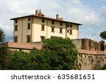 forte belvedere  florence  italy | Shutterstock . vector #635681651