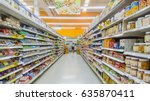 Small photo of BANGKOK, THAILAND - May 1,2017 : Aisle view of a Tesco Lotus supermarket. Tesco is the world's second largest retailer with 6531 stores worldwide.