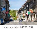 bern  switzerland   april 30 ... | Shutterstock . vector #635901854