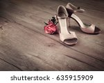 Argentine Tango Shoes With A...