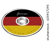isolated cd with the german...